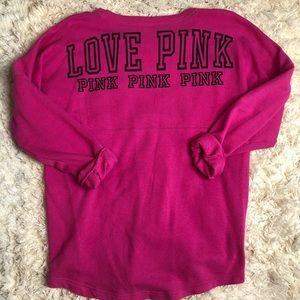 VS PINK Crew Neck Sweater